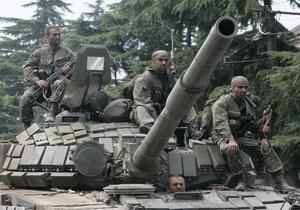 Вице-премьер РФ: Россия не допустит новой милитаризации Грузии
