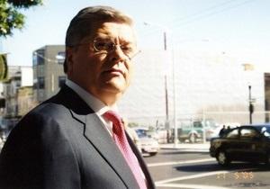 Лазаренко: У Мельниченко есть доказательства фальсификации материалов по делу Щербаня