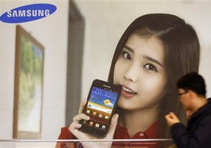 Samsung стал ведущим производителем смартфонов в мире