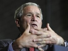 Буш: 700-миллиардный пакет заработает в ближайшие недели