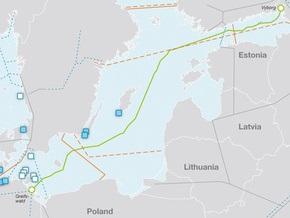 Британия заключила договор о поставках газа через Северный поток