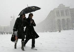 МЧС: На следующей неделе Украину засыпет снегом