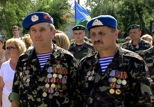 Одесский облсовет требует разместить войска у границы с Румынией