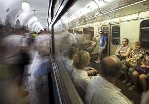 Одну из станций московского метро эвакуировали из-за сильного задымления