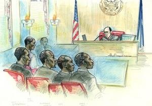 Американский суд впервые за почти 200 лет признал подсудимых виновными в пиратстве