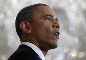 Обама пообещал оказывать давление на Беларусь, считая ситуацию в стране неприемлемой