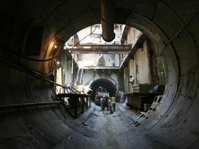 При строительстве метро на Теремки погибли двое рабочих