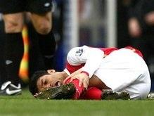 Форвард Арсенала выписан из госпиталя