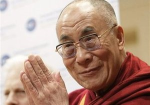 Далай-Лама призвал власти КНР уйти в отставку