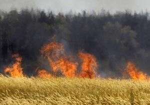 В Алтайском крае РФ горят несколько поселков: население эвакуируют