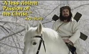 Джизус Открепленный: в США сняли пародию на Евангелие в стиле Тарантино
