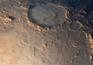 На Марсе могут жить бактерии
