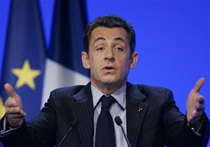 Саркози не будет смотреть фильм о себе из-за опасений за свою психику