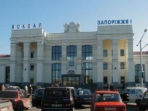 В Запорожье задержали бомжа, сообщившего о минировании вокзала