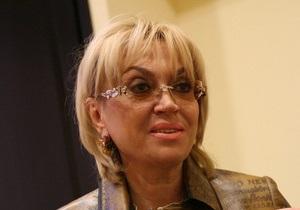 Кужель объяснила, почему она против вступления в Партию регионов
