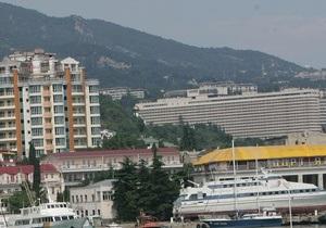 Прокуратура Крыма выявила более ста незаконных построек в прибрежной полосе полуострова