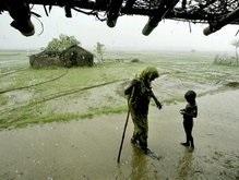Более 700 тысяч человек пострадали от наводнения в Индии