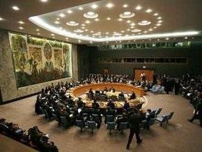 СБ ООН принял резолюцию по сектору Газа