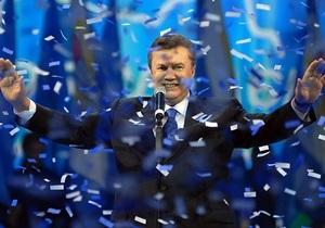 Партия регионов планирует провести в Киеве массовые акции после первого тура выборов