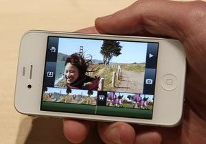 Источник: Apple начала производство белых iPhone4