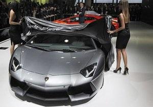Новости Lamborghini - Показатель роскоши: в Дубае появился полицейский патруль на Lamborghini