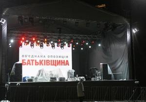 Дело на $100 миллионов: партия Тимошенко может быть ликвидирована судом - Ъ
