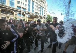 Freedom House призывает украинские власти объективно расследовать столкновения 18 мая