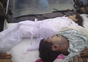 В сирийском городе Хама убиты более 30-ти человек
