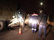 Война на дорогах: вчера в Украине произошло свыше тысячи ДТП