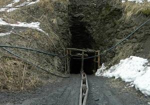 В Горловке на нелегальной шахте погиб 23-летний рабочий