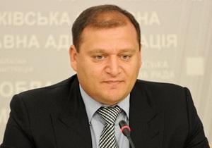 Добкин не считает День Соборности всенародным праздником