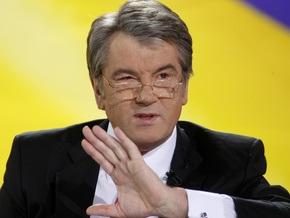 Ющенко ответил коалиции по поводу Тарасюка