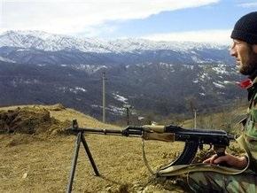 В Ингушетии неизвестные обстреляли воинскую часть