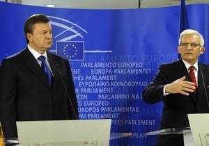 Ъ назвал резолюцию Европарламента беспрецедентно жесткой