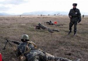 В Крыму во время учений ранен матрос