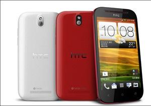 HTC выпустила новый смартфон среднего уровня