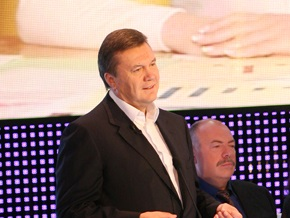 Янукович: Ющенко не герой моего романа