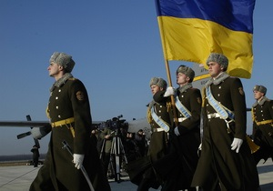 Украинским солдатам разрешили принимать участие в международных боевых операциях