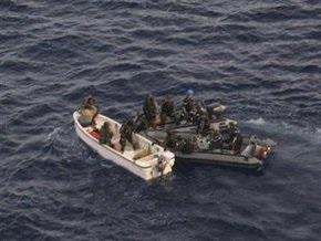 Натовские моряки захватили семерых сомалийских пиратов