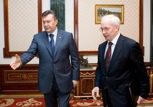 НГ: Азаров пренебрег правилами ВТО