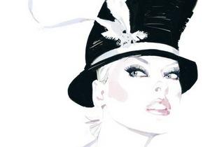 В Киев приедет звездный fashion-иллюстратор Дэвид Даунтон