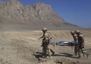 В Афганистане пять французских военных стали жертвами атаки смертника