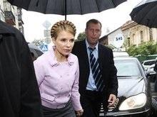 СБУ получила запрос о чартерных полетах Тимошенко за рубеж