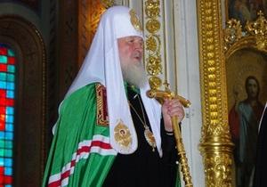 После визита Кирилла в одесских церквях увеличилось количество прихожан