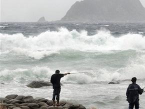 У берегов Тайваня затонуло грузовое судно: один человек погиб