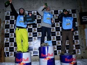 На Говерле прошел этап FREERIDE CUP 2010