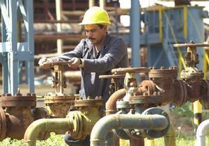 За пять месяцев Украина сократила прокачку нефти почти на 15%