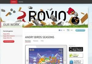 Разработчики Angry Birds представили новую игру