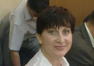 Прокурор Фролова пришла в суд с прической а-ля Тимошенко