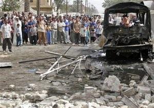 Теракт в Ираке: число жертв достигло 50